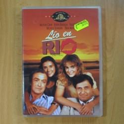 LIO EN RIO - DVD