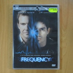 FREQUENCY - DVD