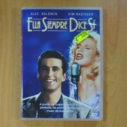ELLA SIEMPRE DICE SI - DVD