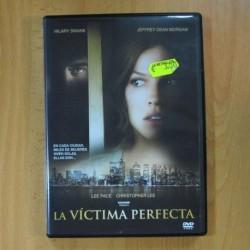 LA VICTIMA PERFECTA - DVD