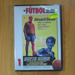 EL FUTBOL QUE HIZO HISTORIA ALFREDO DI STEFANO - DVD