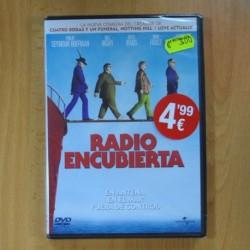 RADIO ENCUBIERTA - DVD