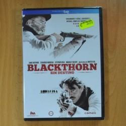 BLACKTHORN SIN DESTINO - DVD