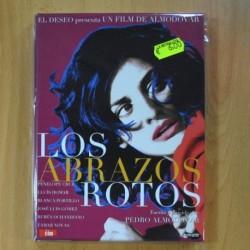 LOS ABRAZOS ROTOS - DVD