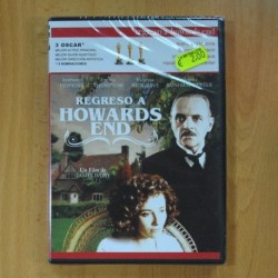 REGRESO A HOWARDS END - DVD