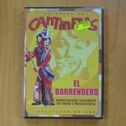 CANTINFLAS - EL BARRENDERO - DVD