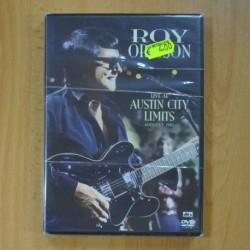 ROY ORBISON - LIVE AT AUSTIN CITY LIMITS - DVD