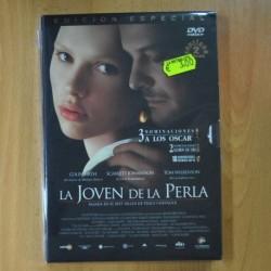 LA JOVEN DE LA PERLA - DVD