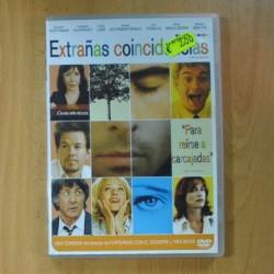 EXTRAÑAS COINCIDENCIAS - DVD