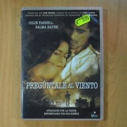 PREGUNTALE AL VIENTO - DVD