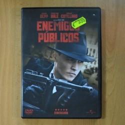 ENEMIGOS PUBLICOS - DVD