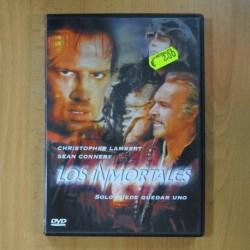 LOS INMORTALES - DVD