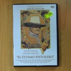 EL ULTIMO PISTOLERO - DVD