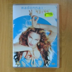 MADONNA - THE VIDEO COLLECTION 93 99 - DVD