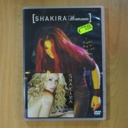 SHAKIRA - MTV UNPLUGGED - DVD