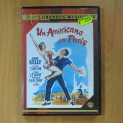 UN AMERICANO EN PARIS - DVD