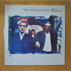 THE SEPTEMBER WHEN - THE SEPTEMBER WHEN - LP