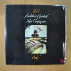 FELIPE CAMPUZANO - ANDALUCIA ESPIRITUAL VOL. 1 / CADIZ - GATEFOLD - LP