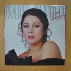 ISABEL PANTOJA - DESDE ANDALUCIA - LP