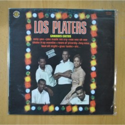 LOS PLATERS - GRANDES EXITOS - LP