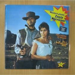 ENNIO MORRICONE - WESTERN GIANTS - BSO - LP