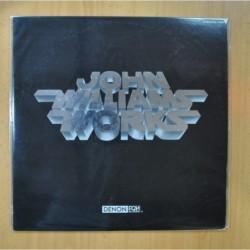 JOHN WILLIAMS - JOHN WILLIAMS WORKS - BSO - LP