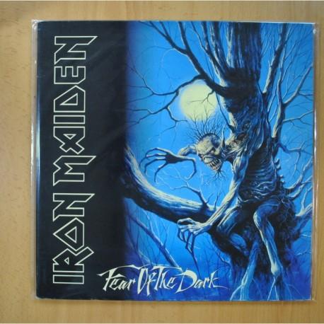 IRON MAIDEN - FEAR OF THE DARK - GATEFOLD - 2 LP