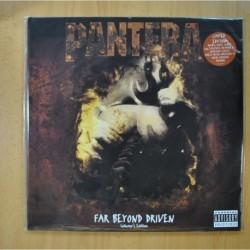PANTERA - FAR BEYOND DRIVEN - GATEFOLD - 2 LP