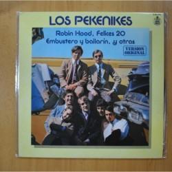LOS PEKENIKES - LOS PEKENIKES - LP