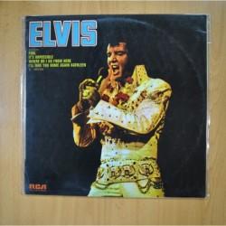 ELVIS PRESLEY - ELVIS - LP