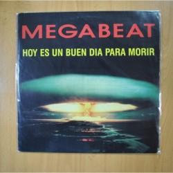 MEGABEAT - HOY ES UN BUEN DIA PARA MORIR - LP