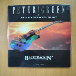 PETER GREEN - BACKTRACKIN - GATEFOLD - 2 LP