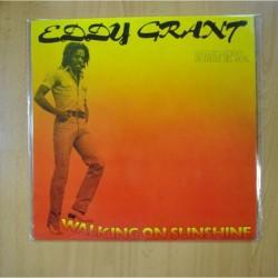 EDDY GRANT - WALKING ON SUNSHINE - LP