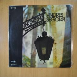 ANDRES SEGOVIA - ANDRES SEGOVIA - LP
