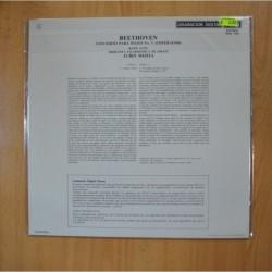 BEETHOVEN - SINFONIA NO 9 EN RE MENOR OPUS 125 - BOX LP
