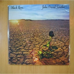 JOHN DAVID SOUTHER - BLACK ROSE - GATEFOLD - LP