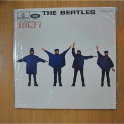 THE BEATLES - HELP - LP