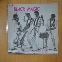 THE BLACK MAGIC / CRAZY ROCKERS - CRAZY ROCKERS SHOW - LP
