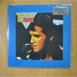 ELVIS PRESLEY - GOLD RECORDS VOLUME 5 - LP