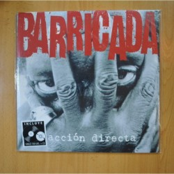 BARRICADA - ACCION DIRECTA - LP