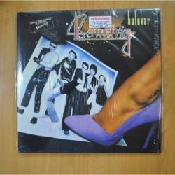 BURNING - BULEVAR - VINILO ROJO - GATEFOLD - LP + CD
