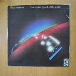 VAN MORRISON - INARTICULATE SPEECH OF THE HEART - LP