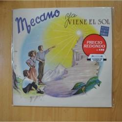 MECANO - YA VIENE EL SOL - LP