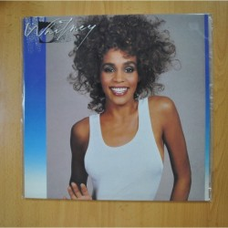 WHITNEY HOUSTON - WHITNEY - LP
