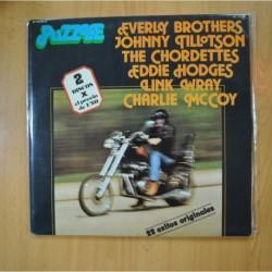 VARIOS - PUZZLE - GATEFOLD - 2 LP