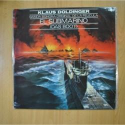 KLAUS DOLDINGER - EL SUBMARINO - LP