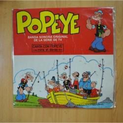 VARIOS - POPEYE - LP