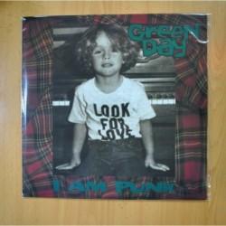 GREEN DAY - I AM PUNK - VINILO VERDE - UNOFFICIAL - LP