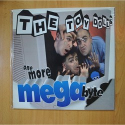 THE TOY DOLLS - ONE MORE MEGABYTE - LP