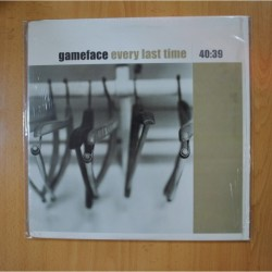 GAMEFACE - EVERY LAST TIME - LP